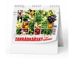 Stolní kalendář IDEÁL 2022 - Zahrádkářský