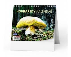 Stolní kalendář IDEÁL 2021 - Houbařský