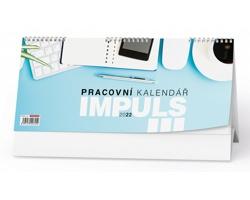 Stolní kalendář Impuls III 2022