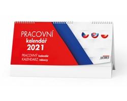 Stolní kalendář Pracovní CZ-SK-PL 2020