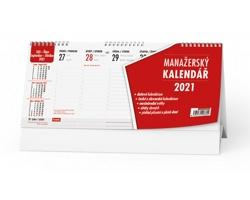 Stolní kalendář Manažerský (daně) 2021