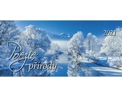 Stolní kalendář Poezie přírody 2021