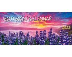 Stolní kalendář Motivační 2022