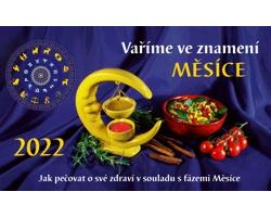 Stolní kalendář Vaříme ve znamení měsíce 2022
