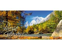 Stolní kalendář Poezie přírody 2022