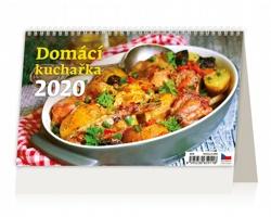 Stolní kalendář Domácí kuchařka 2020