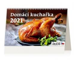 Stolní kalendář Domácí kuchařka 2021