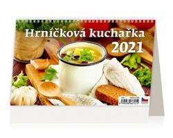 Stolní kalendář Hrníčková kuchařka 2021