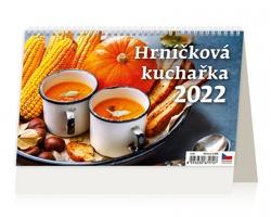 Stolní kalendář Hrníčková kuchařka 2022