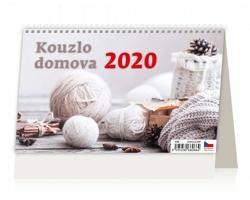 Stolní kalendář Kouzlo domova 2020