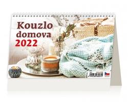 Stolní kalendář Kouzlo domova 2022
