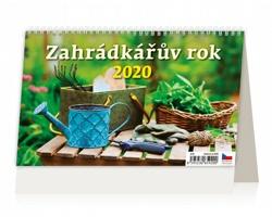 Stolní kalendář Zahrádkářův rok 2020