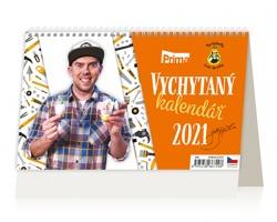 Stolní kalendář Vychytávky Ládi Hrušky 2021