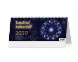 Stolní kalendář Lunární 2020