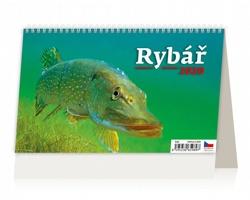 Stolní kalendář Rybář 2020