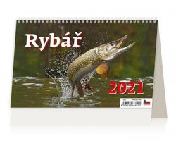 Stolní kalendář Rybář 2021