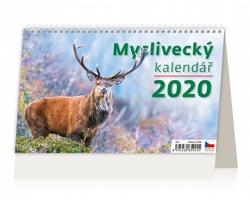 Stolní kalendář Myslivecký 2020