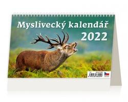 Stolní kalendář Myslivecký 2022