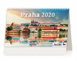 Stolní kalendář Praha 2020