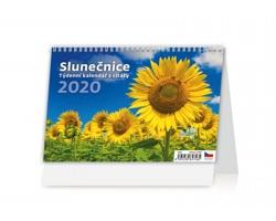 Stolní kalendář Slunečnice 2020