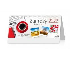 Stolní kalendář Žánrový 2022