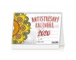 Stolní kalendář Antistresový 2020