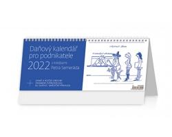 Stolní kalendář Daňový pro podnikatele 2022