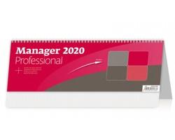 Stolní kalendář Manager Professional 2020