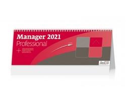 Stolní kalendář Manager Professional 2021