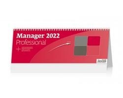 Stolní kalendář Manager Professional 2022
