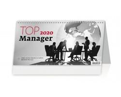 Stolní kalendář Top Manager 2020