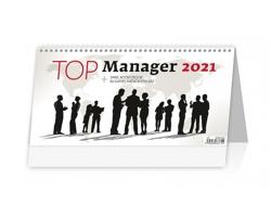 Stolní kalendář Top Manager 2021