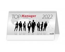 Stolní kalendář Top Manager 2022