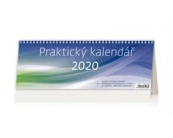 Stolní kalendář Praktický - Office2020