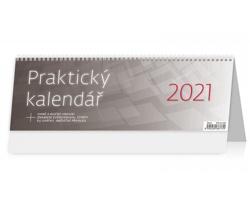 Stolní kalendář Praktický kalendář OFFICE 2021