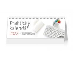 Stolní kalendář Praktický 2022