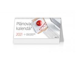 Stolní kalendář Plánovací 2021