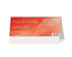 Stolní kalendář Poznámkový 2020 - Office