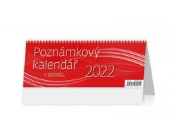 Stolní kalendář Poznámkový OFFICE 2022