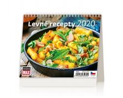 Stolní kalendář Levné recepty ČR 2020 - MiniMax