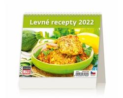 Stolní kalendář Levné recepty 2022 - MiniMax