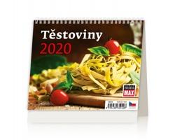 Stolní kalendář Těstoviny 2020 - MiniMax