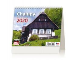 Stolní kalendář Chalupy 2020 - MiniMax