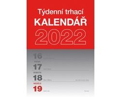 Stolní kalendář Trhací týdenní 2022, A5