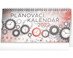 Stolní kalendář Plánovací 2022