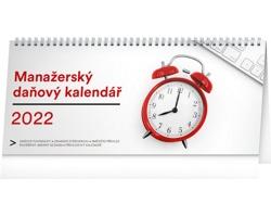 Stolní kalendář Manažerský daňový 2022