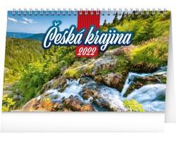 Stolní kalendář Česká krajina 2022