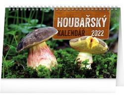 Stolní kalendář Houbařský 2022
