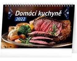Stolní kalendář Domácí kuchyně 2022