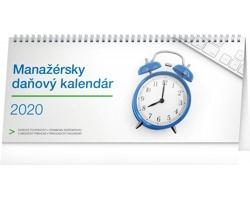 Stolní kalendář Manažérsky daňový 2020 - slovenský